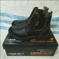 Sepatu safety Altera POMPEII model seperti sepatu safety kings kwd706x