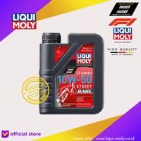 Liqui Moly Motorbike 4T Synth 10W-50 Street Race 1 L - Oli Motor 1502
