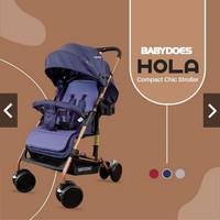 Stroller Babydoes Hola - Blue