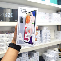 SAMSUNG GALAXY A51 8/256Gb [ Limited ] - Garansi Resmi SEIN 1Th