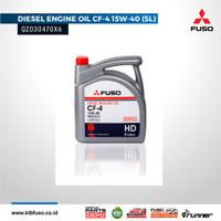 Diesel Engine Oil CF-4 15W-40 5 liter x 6 QZ030470X6