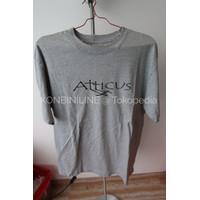 ATTICUS CLOTHING Double Cross Kaos/ T-Shirt size L Second/Bekas