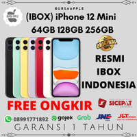 (IBOX) iPhone 12 Mini 64GB 128GB 256GB Garansi Resmi 64 128 256 GB