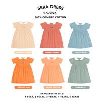 Dress Anak Perempuan Mooi Sera Dress Collar Dress