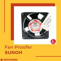 Sparepart Fan Proofer - SUNOH