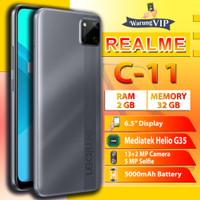 REALME C11 2/32 RAM 2GB ROM 32GB Garansi Resmi Realme Indonesia