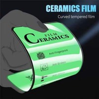 Tempered glass Full Ceramic non packing