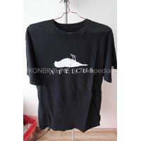 ATTICUS CLOTHING Dead Bird Kaos/ T-Shirt size L Second/Bekas