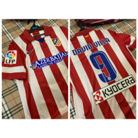 Atletico Madrid 2013/2014 Home Jersey