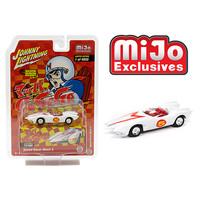Johnny Lightning 1/64 Mijo Speed Racer Mach 5