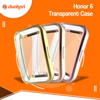 HUAWEI Honor Band 6 Transparent Case Bumper