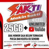 Nomor Cantik Telkomsel Simpati 4G LTE Sakti Bisa Internet Murah 10 11