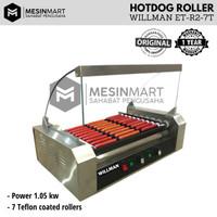 Hot Dog Roller Hotdog Sausage Baker Mesin Panggang Sosis WILLMAN