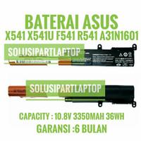 BATERAI A31N1601 ASUS X541 X541N X541NA X541S X541UA X541UV F541UA