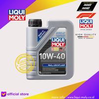 Liqui Moly MOS2 - Leichtlauf 10W-40 1 L - Oli Mobil 2626