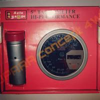 Autogauge speed meter spedometer speedometer