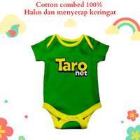 Baju jumper bayi unik dan lucu karakter taro
