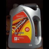 Oli Prima Xp 10w-40 4 liter/ oli mobil/ oli pertamina