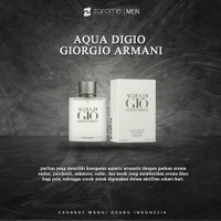 Parfum Pria AQUA DIGIO GIORGIO ARMANI by zarome parfum