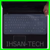 Keyboard Protector Laptop 15.6 Inch Pelindung Keyboard Notebook 15.6