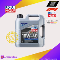 Liqui Moly MOS2 - Leichtlauf 10W-40 4 L - Oli Mobil 6948