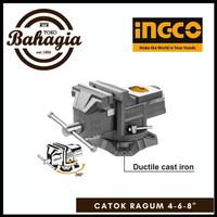 Bais Meja / Catok Paron Ragum Puter Putar HD Ingco - 4 6 8