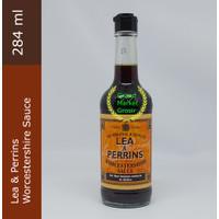 Lea Perrin Perrins Worcestershire Sause Kecap Inggris 284 ml