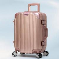 Koper Rimowa Aluminium Frame Policarbonat 24 in koper bagasi