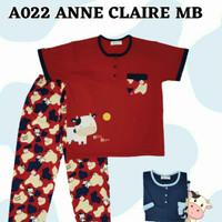 Anne Claire Cln Pjg tgn Pdk red birdong