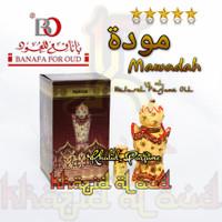Minyak Wangi Mawada Banafa For Oud Asli Arab Saudi