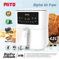 Digital Air Fryer Mito AF1 Original Garansi Resmi MITO