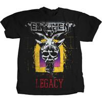 Baju Kaos Musik Band TESTAMENT Original Reguler Fit Heavy Metal Legacy - M