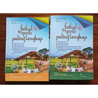 FATHUL QORIB LENGKAP 2 Jilid Buku Makna Pesantren dan Kitab Terjemah