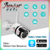 IP CAM CAMERA CCTV OUTDOOR PORTABLE WIRELESS WIFI 1080P FULL HD