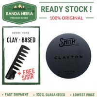 Smith Clayton Premium Waterbased Original Lokal Murah Pomade