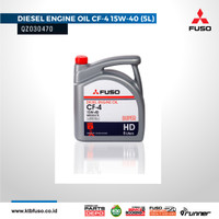 Diesel Engine Oil CF-4 15W-40 5 liter QZ030470