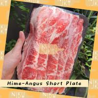 Daging Slice Sapi Angus HALAL - Shortplate Yoshinoya Shabu 500gr