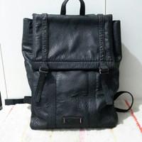 CK Jeans Black Backpack (Preloved)