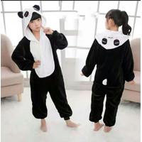 KOSTUM ONESIE PANDA Cosplay Anak Baju Tidur Piyama Karakter