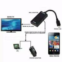 MHL Kabel Konverter / micro USB to HDMI