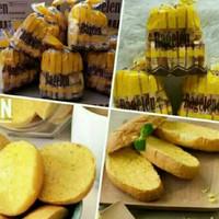 Roti Kering Bagelan Bandung Raya