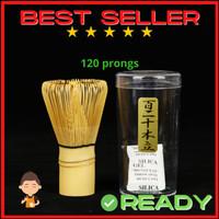Chasen 120 Bamboo Whisk / Kuas Matcha Bambu / Original Matcha Japan
