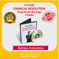 CD Motivasi Financial Revolution Tung Desem TDW