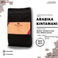 Arabika Roasted bean / biji kopi 1 kg for Business - Kintamani Bali