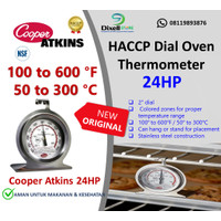 24HP HACCP Dial Oven Thermometer Cooper Atkins
