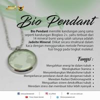 Kalung Kesehatan Biopendant Bioglass