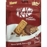 Kitkat Lotus Biscoff Limited Edition Chocolate Wafer Snack Kit Kat