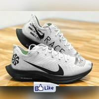 Sepatu Nike Zoom Pegasus Turbo 2 New Grey Black