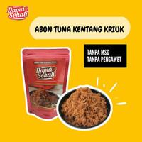 Abon Dapur Sehati / Abon Tuna / Ayam / Lele / Cakalang / Ebi - Cakalang Pedas