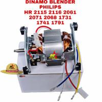 Dinamo blender philips HR 2115 HR 2116 HR 2061 HR 2071 HR 1741 HR1791